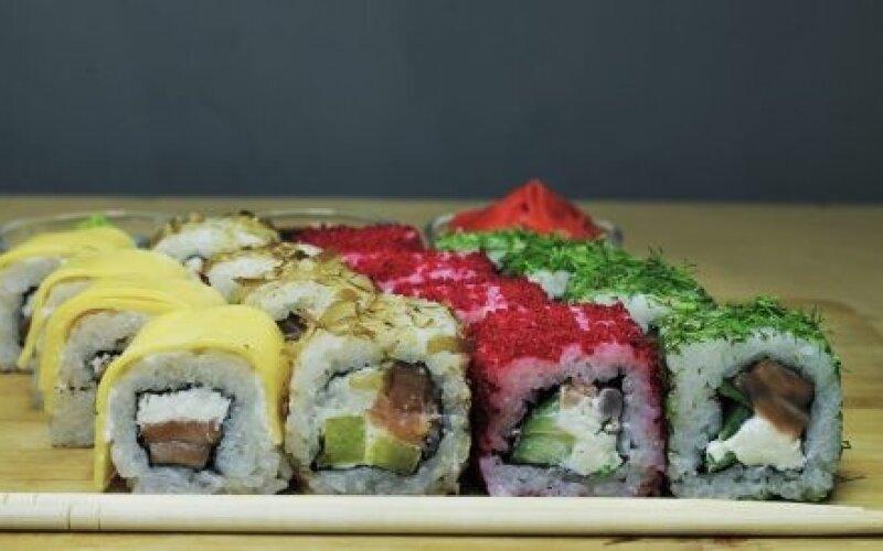 Суши-сет «Четыре сезона»
