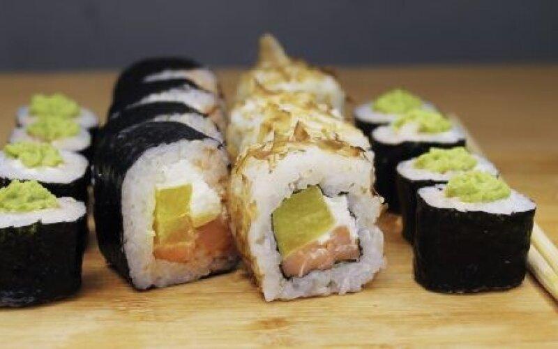 Суши-сет «Слеза дракона»