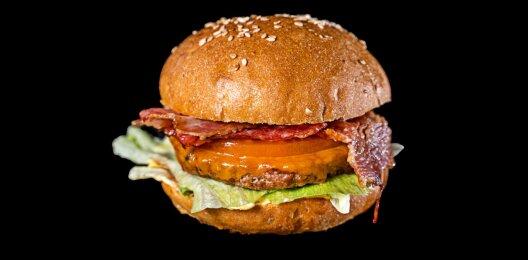 Бургер CRISPY