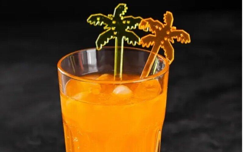 Напиток газированный «Миринда»