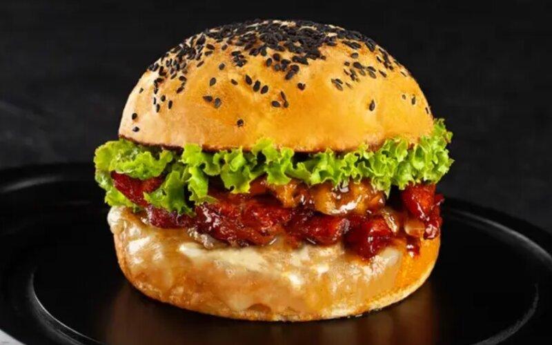 Бургер «Гавайи»