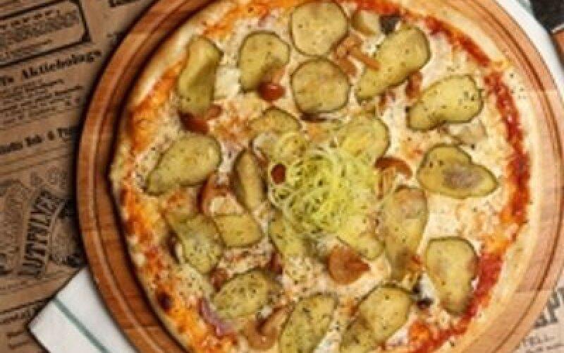 Пицца Маринада