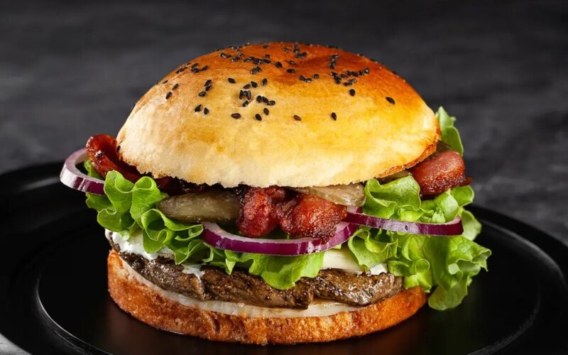 Бургер «Рояль»