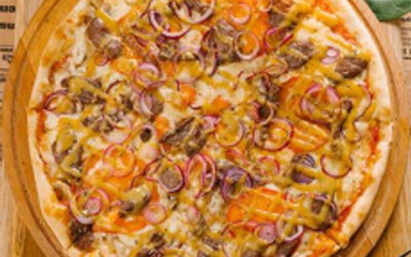 Пицца Чикагская