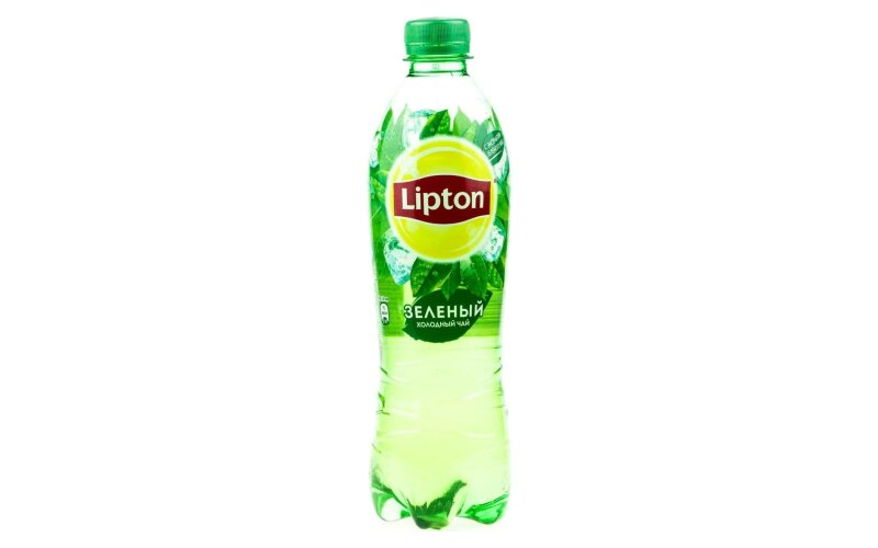 Холодный чай «Липтон» зелёный