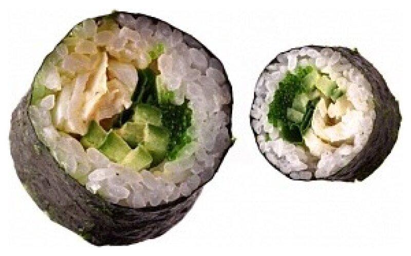 Ролл «Спайси грин идзуми»
