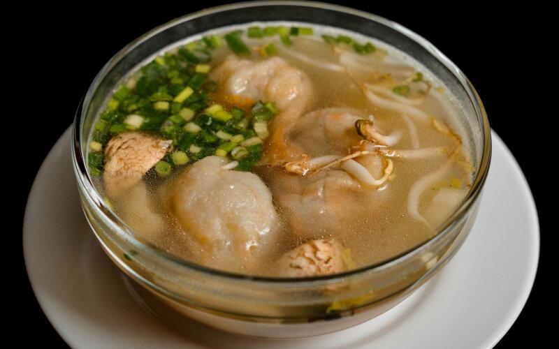 Суп «Вон-тон»