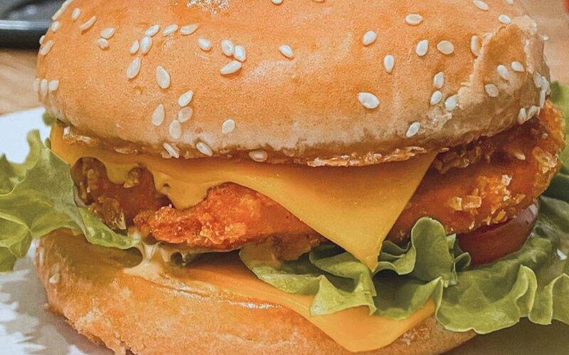 Бургер «Чикен гриль»