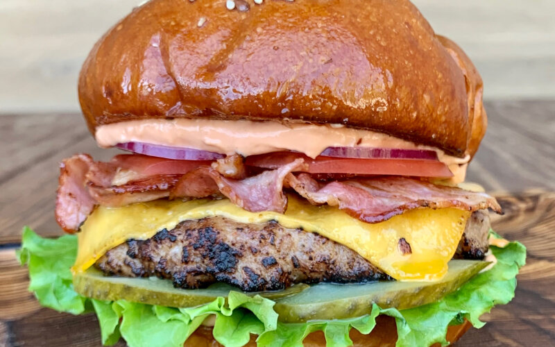 Бургер «Классик» (говядина)