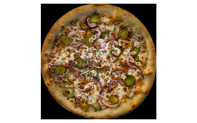 Пицца «Биг чикен»