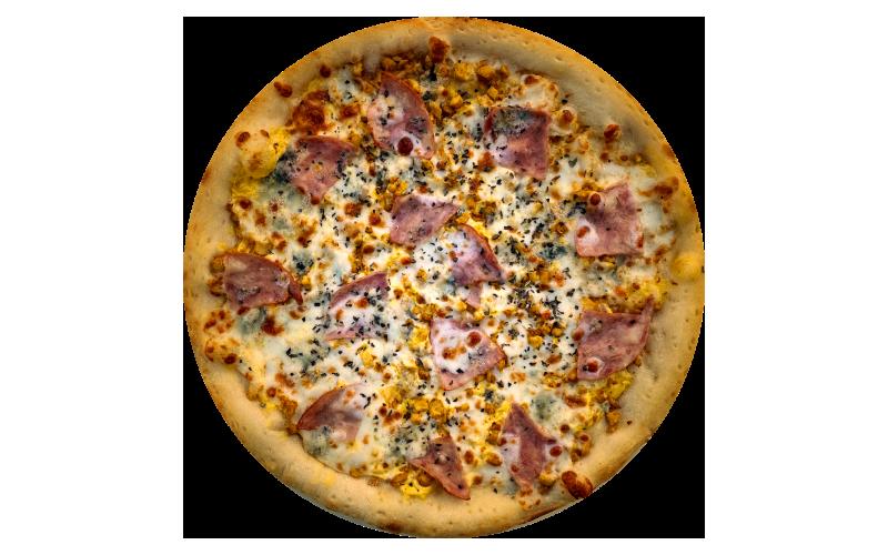 Пицца «Цыплёнок кордон блю»