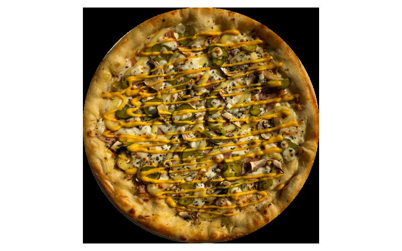 Пицца «Сытый папа»