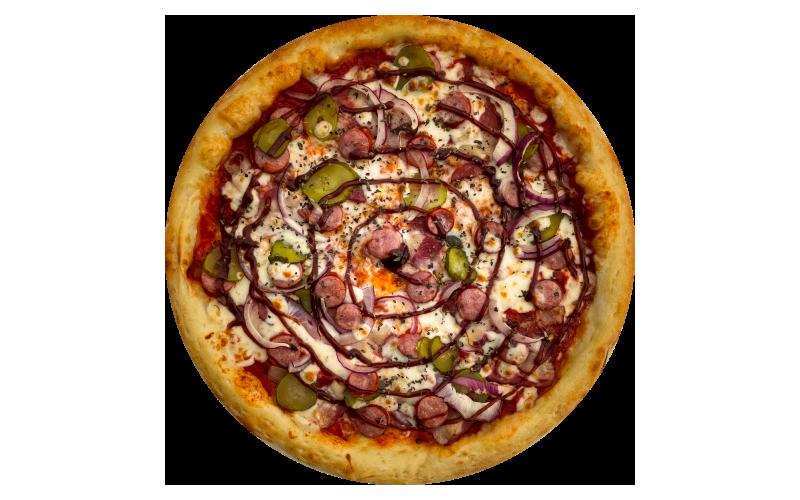 Пицца «Охота»