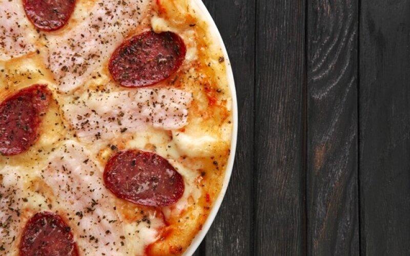 Пицца  «Наполетана»