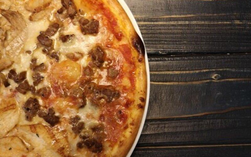 Пицца «Мясной MIX»