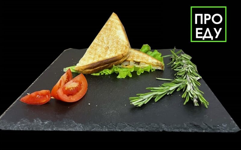 Сэндвич «Сырный»