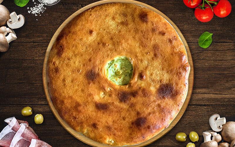 Пирог «Капричёза»