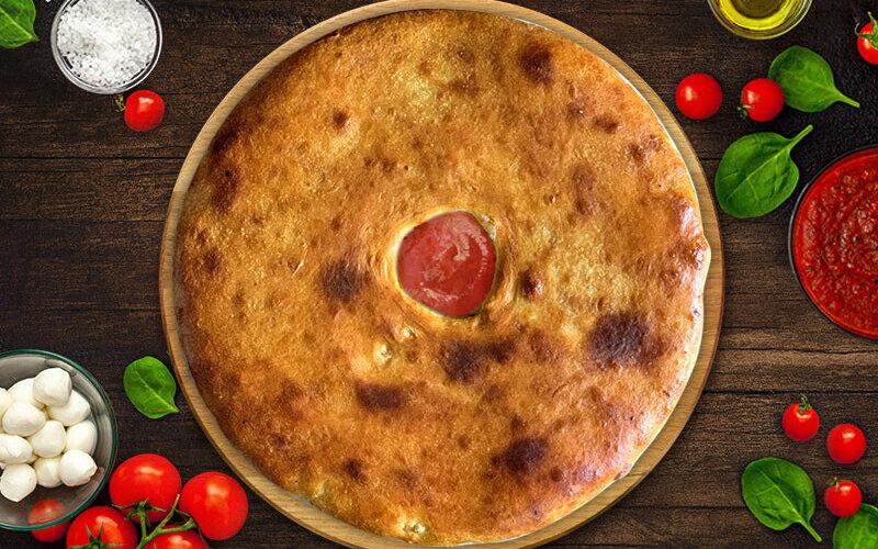 Пирог «Маргарита»