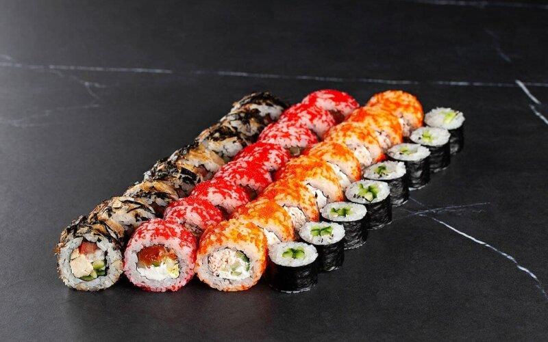 Суши-сет «Суши шок»