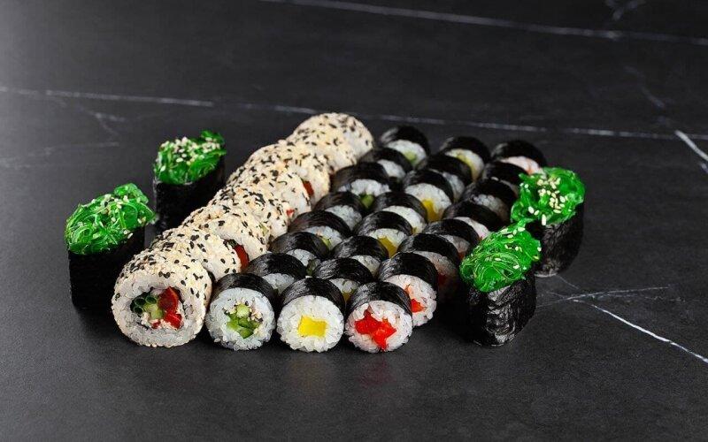 Суши-вет «Вегетарианский»
