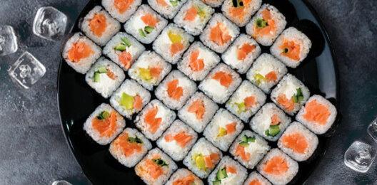 Суши-сет «Сяке»