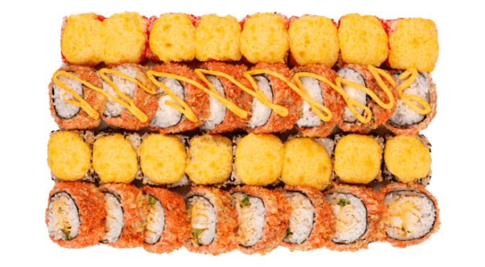 Вася, суши