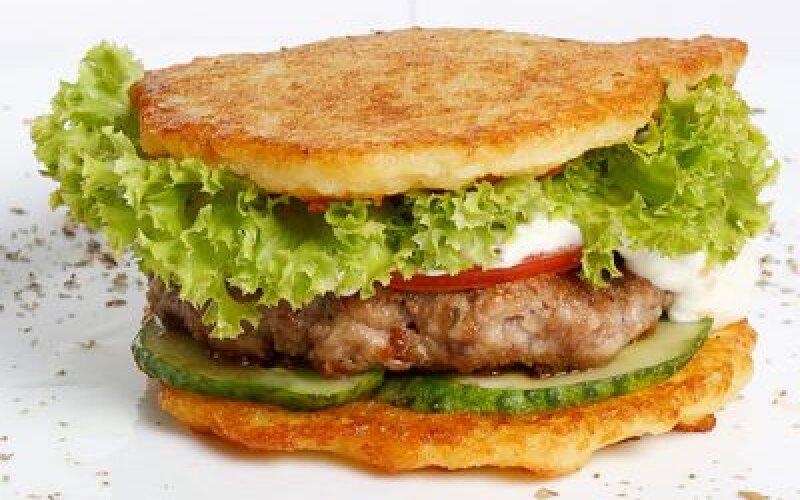 Гамбургер По‑белорусски