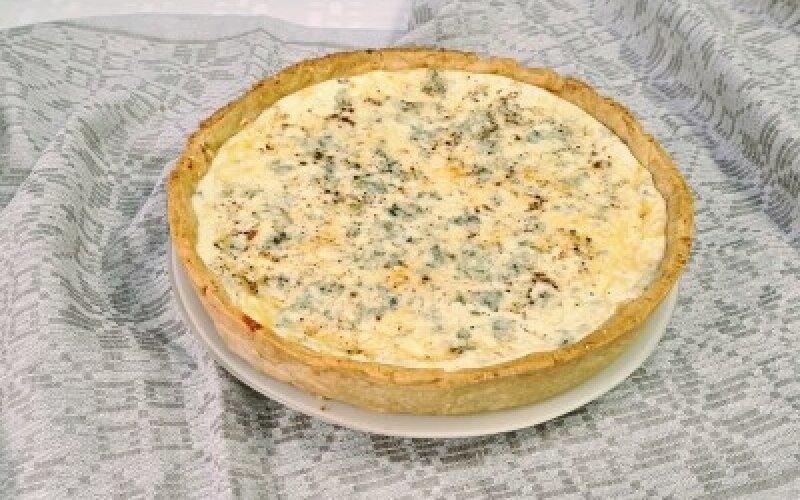 Киш «Четыре сыра»