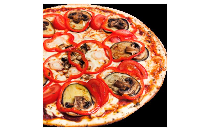 Пицца «Баварезе»