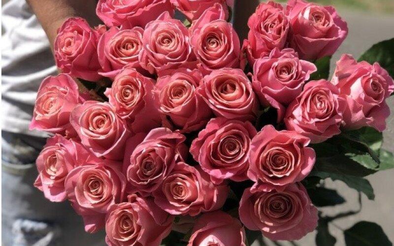 25 роз «Микс»