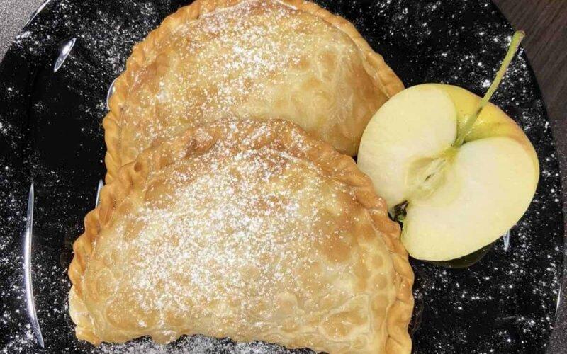 Чебурек «Штрудель с яблоками»