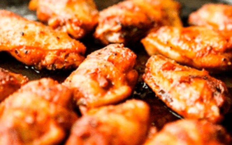 Крылышки куриные «По-японски»