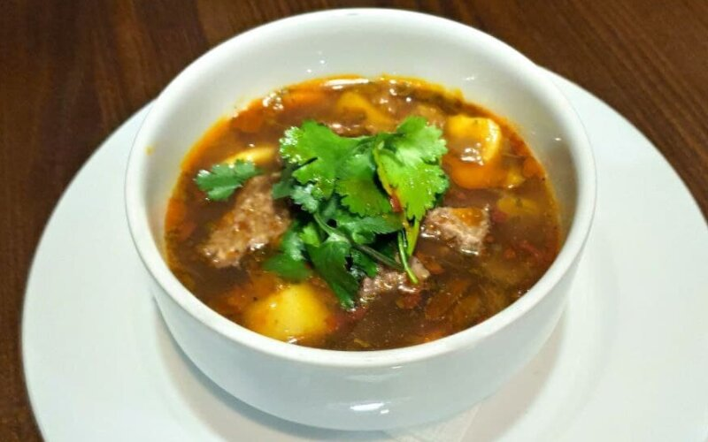 Суп «Хашлама»