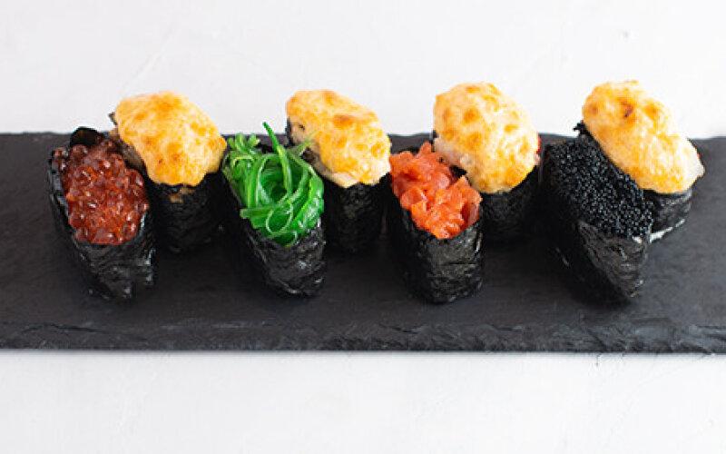 Суши-сет «Гунканы»