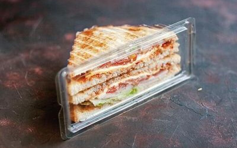 Чили сэндвич с ветчиной