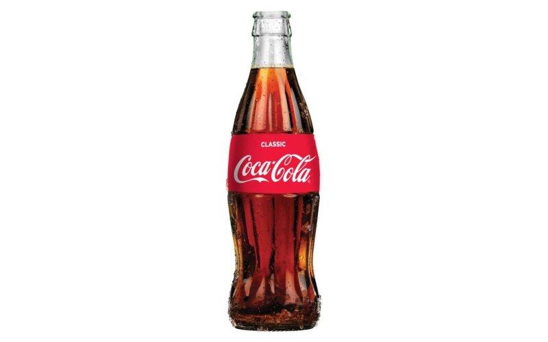 Напиток газированный «Кока-кола зеро»