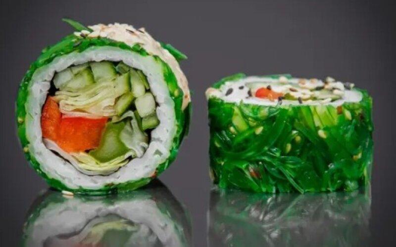 Ролл «Вегетарианский»