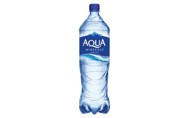Вода питьевая «Аква Минерале»